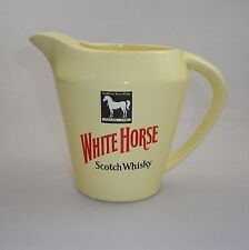WHITE HORSE SCOTCH WHISKY WATER JUG