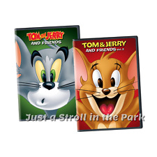Tom and Jerry and Friends: Cartoon Series Complete Volumes 1 & 2 Box/DVD Set(s)