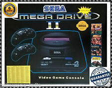 Sega Mega Drive 2 16 bit Tv Video Game With Built in 368 Games Best Deal