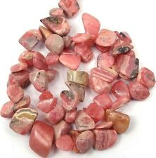 Natural Argentina Rhodochrosite Free form Drop Beads 15""