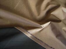 % DKLBRONZE EDEL NYLON STOFF BESCHICHTET WASSERFEST CHANGIEREND STOFFE |BFE0