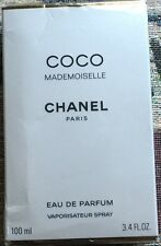 CHANEL COCO MADEMOISELLE Eau de Parfum Spray, 3.4 oz SEALED AUTHENTIC