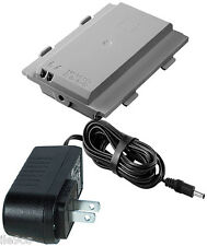 Lego EV3 DC RECHARGEABLE Battery + Charger (mindstorms,robot,power,transformer)
