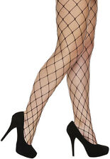Sexy Whale Net Gothic Tights Large Hole Fishnet Goth Pantyhose Adult One Size