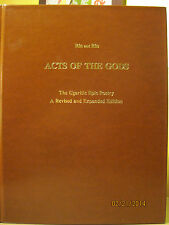 UGARITIC EPIC POETRY : Rev. Ed.  : Acts of the Gods  :עלילות האלים  / Rin, S + S
