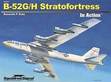 B-52 G/H Stratofortress in Action (2012 edition) (Squadron Signal 10207)