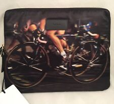 Paul Smith iPad Case Made In Italy SLV Cycle RRP£145