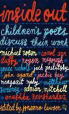 Inside Out: Children's Poets Discuss Their Work, , New Book