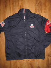 Ralph Lauren Polo Golf Jacket (Large) US MARSHALL USA Flag