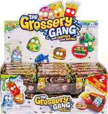 (FULL CASE OF 30) GROSSERY GANG SERIES 1 CRUSTY CHOCOLATE BAR  2-Pack