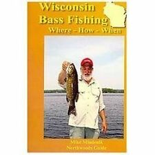 Wisconsin Bass Fishing by Mike Mladenik (2012, Paperback)