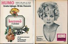 HUMO 1569 (1/10/70) MISSION IMPOSSIBLE BARBARA BAIN JIMI HENDRIX CREEDENCE