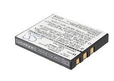 Premium Battery for PENTAX D-LI8, Optio S5z, D-Li85, Optio SV, Optio S7, Optio S