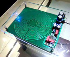 Schumann Resonator Chartres Mk2  audiophile tweak WITH CASE/ENCLOSURE