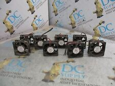COMAIR ROTRON CR0612HB-A70GL 12 VDC 0.23 A BRUSHLESS DC CASE FAN LOT OF8