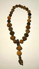COLLIER PRECOLOMBIEN TUMACO - 500 BC / 500 AD PRE-COLUMBIAN TERRACOTTA NECKLACE