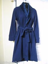 Ugg Duffield Robe Navy Women size S