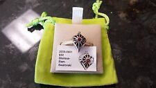 Authentic Chamilia Glorious- Siam Swarovski Christmas Charm