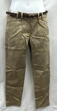 BNWT Belted Slight Crop NEW LOOK Ladies' Chino Size 6