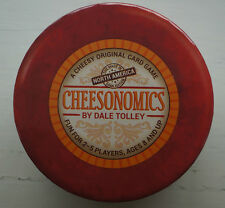 Cheesonomics Juego De Cartas: European Edition