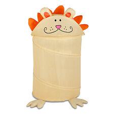 Honey Can Do HMP-02056 Medium Kid's Lion Pop-Up Hamper