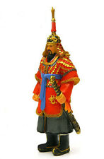 Korean Traditional General Doll Figurines,Warrior Doll,Equerry Doll.-HAND MADE.