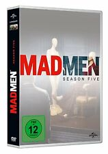 4 DVD-Box ° Mad Men ° Staffel 5 ° NEU & OVP