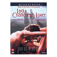 Lady Chatterley's Lover (1981) DVD - Sylvia Kristel (*New *All Region)