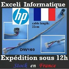 Connecteur dc power jack socket cable wire dw169 HP pavilion DV4-1000 DV7-1000