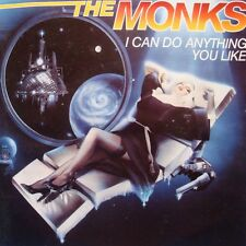 THE MONKS i can do anything you like/plastic max SP 1981 CBS EX++