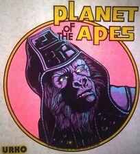 Vintage 1967 Planet Of The Apes Cartoon Iron-On T-Shirt Heat Transfer Urko
