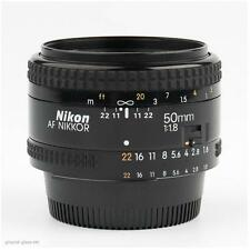 Nikon AF 50mm F/1.8D Lens Brand New With Shop Agsbeagle