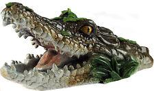 Deadly Ambush Crocodile 21 cm Ornament