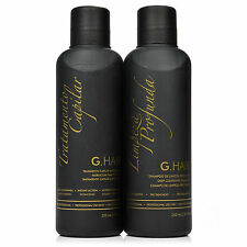 BRAZILIAN KERATIN G HAIR MOROCCAN HAIR STRAIGHTENING 250ml 8.4oz KIT