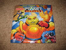 Planet Heroes - Here Comes The Sun (DVD, 2008) Fisher-Price Promo - NEW