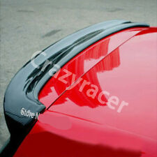 Carbon Fiber Rear Roof Spoiler Wing Lip For Volkswagen Golf MK5