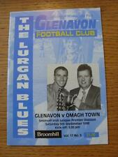 05/09/1998 Glenavon v Omagh Town  (No obvious faults)
