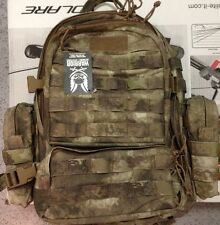 Brand New! Warrior Assault Systems Pegasus Pack + 2 Utility Pouches A-TACS AU