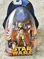 Star Wars Revenge of the Sith Series - Commander Bly Action Figure