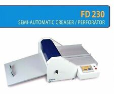 Formax FD 230 Semi-Automatic Creaser Creasing machine Perforator - Auth. Dealer