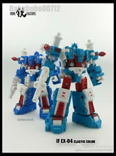 New Iron Factory IF EX-04C G1 classic colour City Commander Ultra Magnus INSTOCK