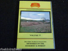 Bristol, Bath, Evercreech, Memories On The Somerset & Dorset, B&R Vol 77 DVD