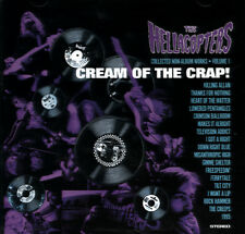HELLACOPTERS Cream Of The Crap! Vol 1 CD PROMO PUNK ROCK