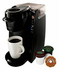 Mr Coffee Black Single Cup Brewing System Keurig Brewed