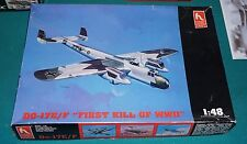 Do-17E/F First Kill Of WWII Hobbycraft 1/48 Complete & Unstarted.