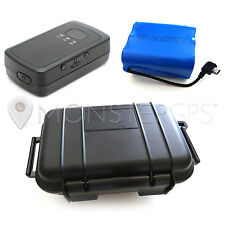 Gps Tracking Device Gprs Gsm Vehicle Car Real Time Tracker + 6 Month Battery