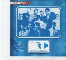 (FR59) Music Week Presents, Come Hear. Finland, 14 tracks - 2006 CD