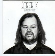 (FG419) Citizen K, King of Second Thoughts - 2013 CD