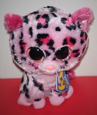 "Ty Beanie Boos ~ GYPSY the 6"" Cheetah ~ Justice Exclusive ~ MINT with MINT TAGS"