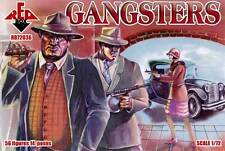 Red Box Models 1/72 GANGSTERS Figure Set